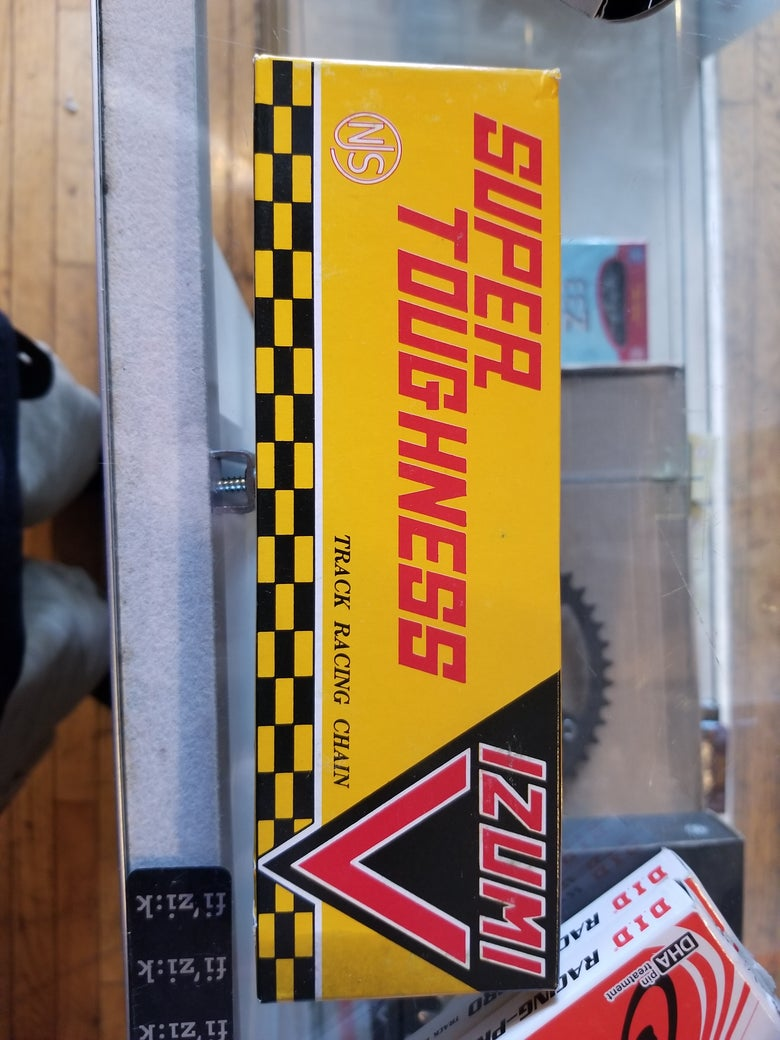 Image of Izumi Model V Super Toughness Track Chain NJS