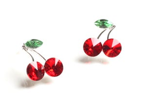 Image of Cherry Earrings