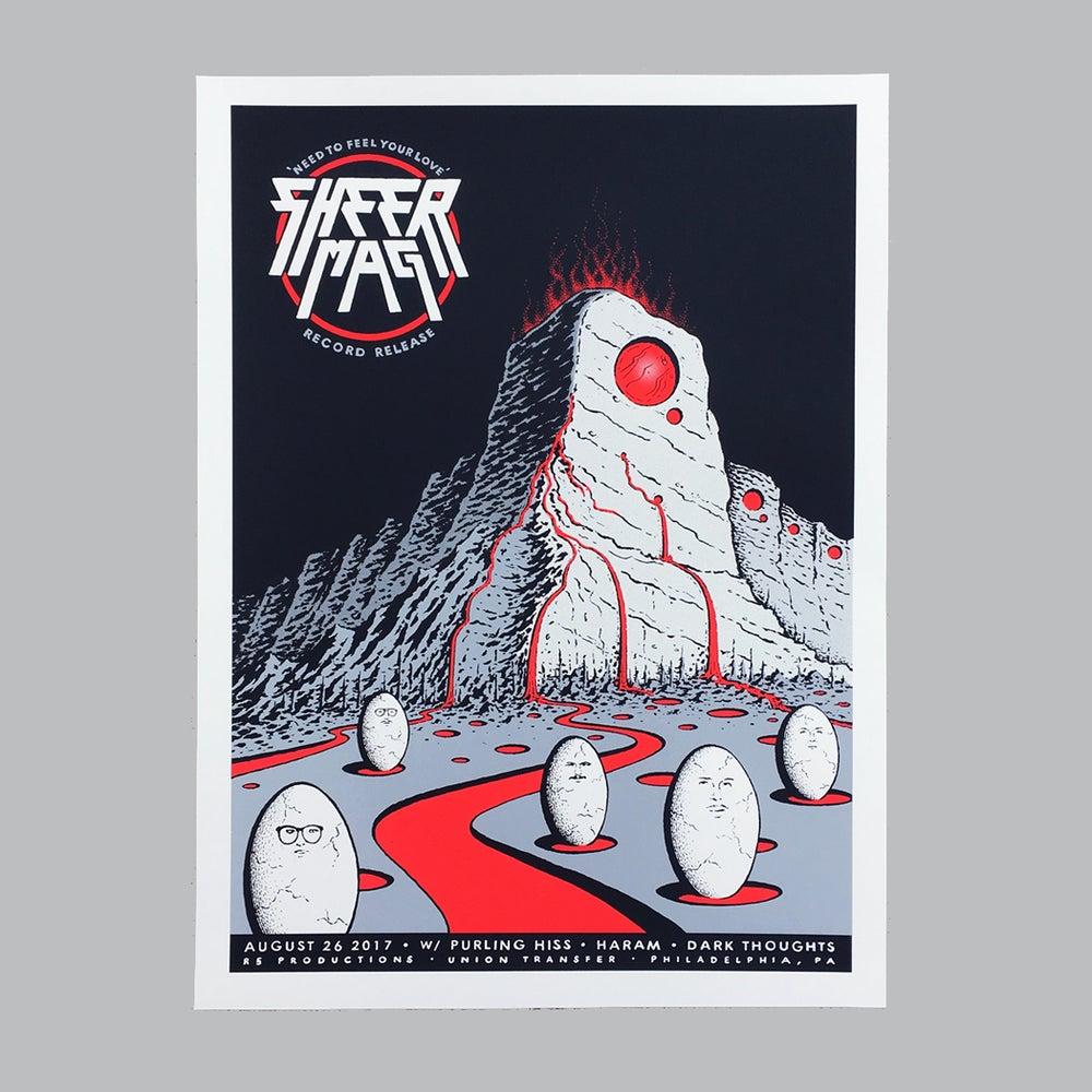 Image of Sheer Mag - 8/26/17
