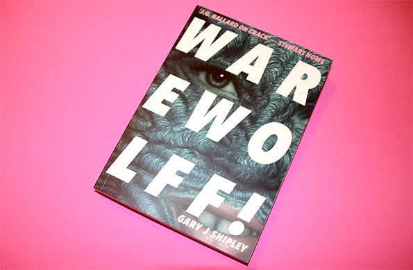 Image of Warewolff! — Gary J Shipley
