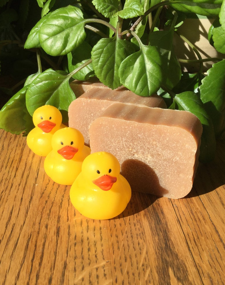 Image of Baby Powder Soap