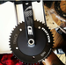 Image of ROTOR 3D24 Track Crankset