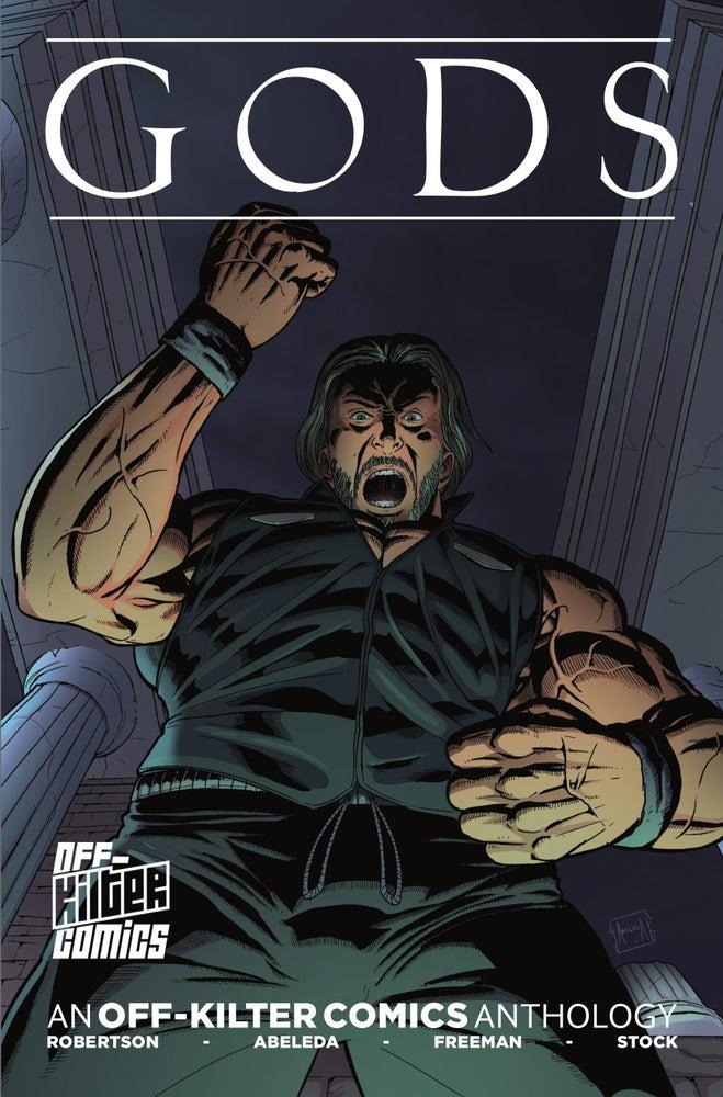 Image of GODS - AN OFF-KILTER COMICS ANTHOLOGY