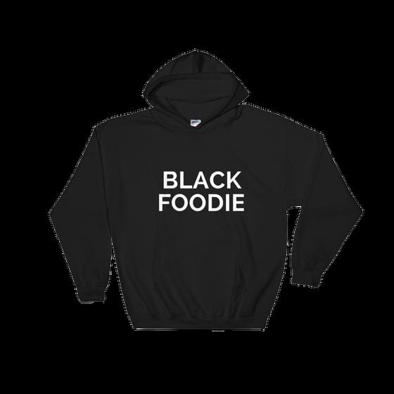 Image of Blackfoodie hoodie