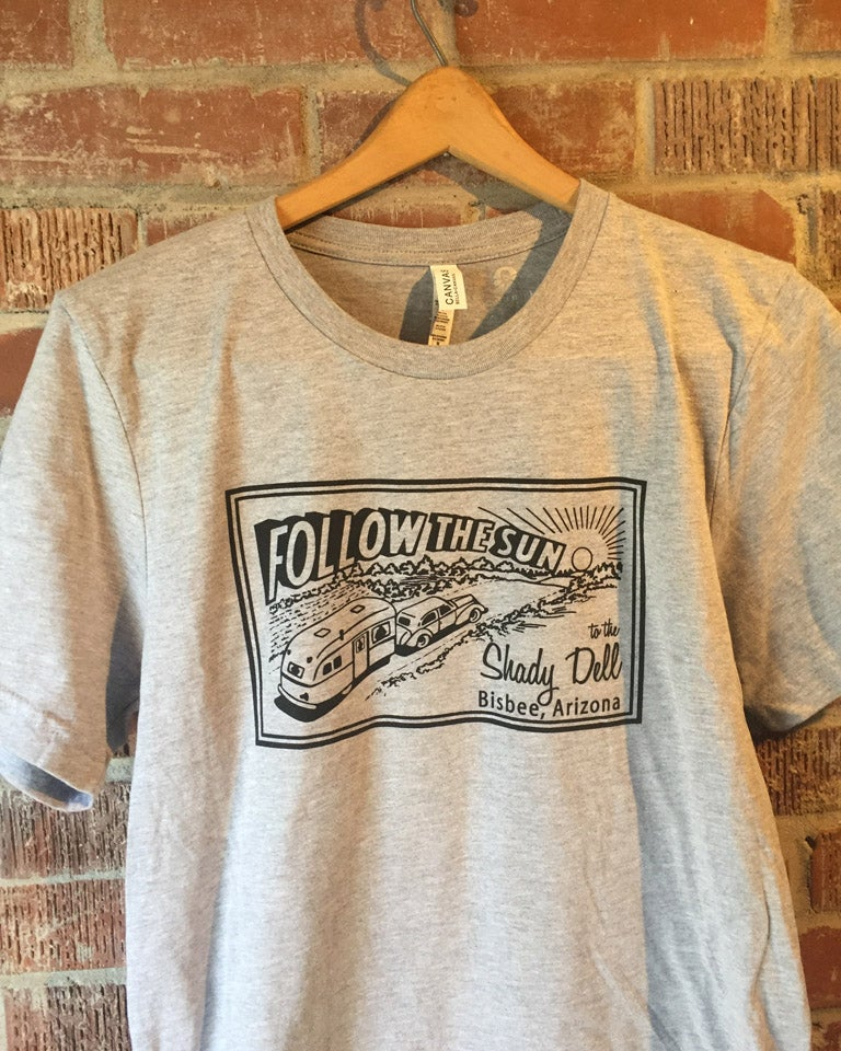 Image of Basic Tee in Gray
