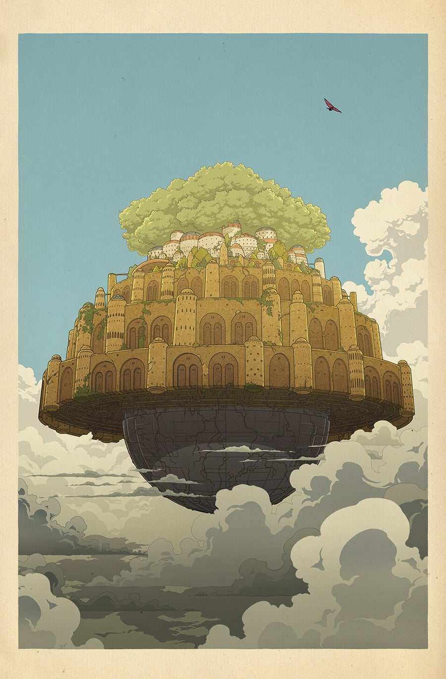 Image of The Castle in the Sky