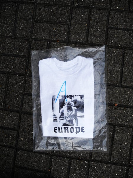 Image of Urban warfare longsleeve - White