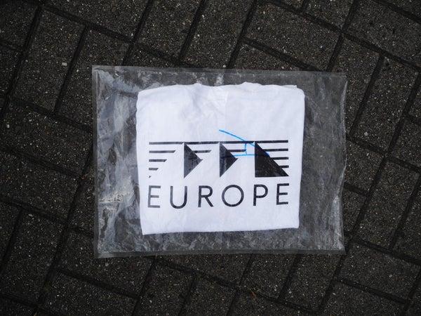 Image of Classic Logo Longsleeve - White