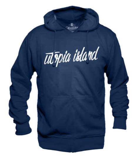 Image of UTOPIA Island Hoodie Men 2017