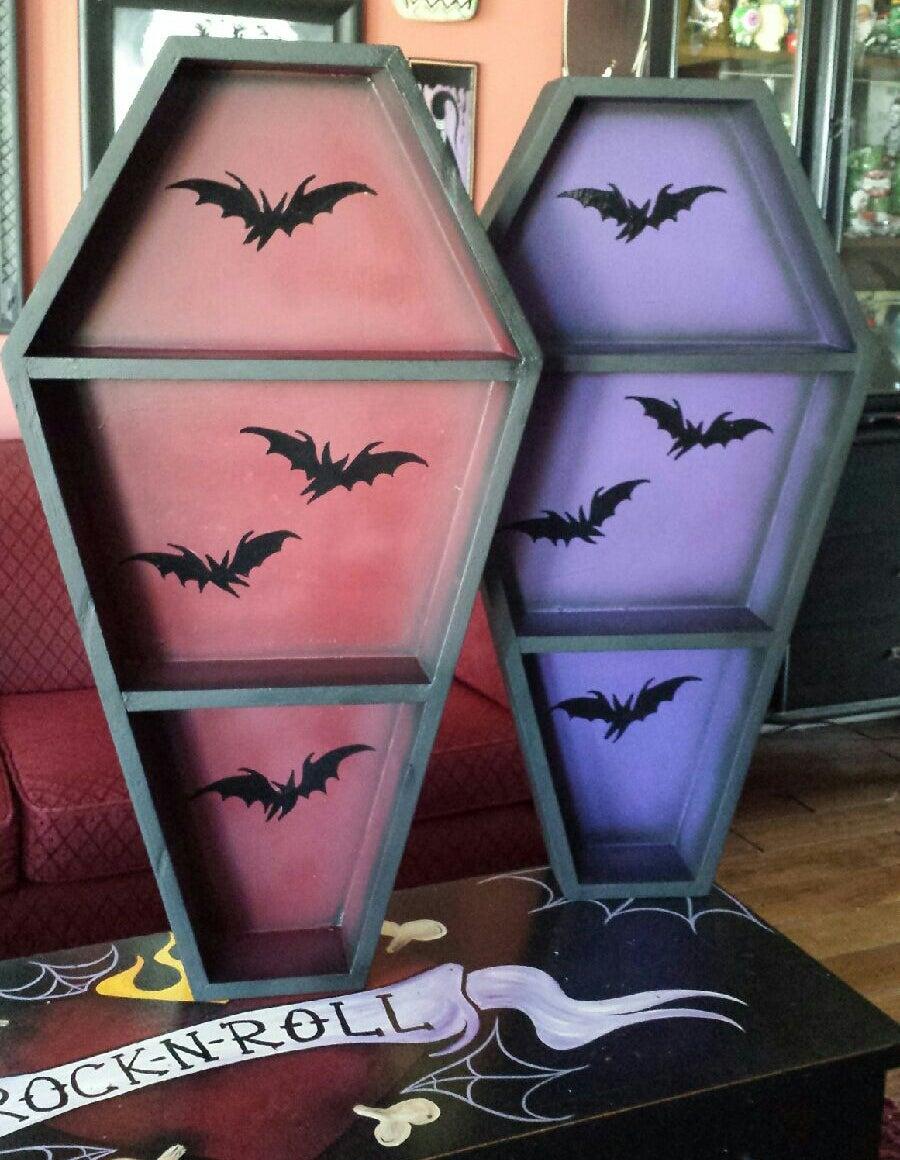 Image of Bat Coffin