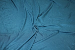 Image of Bamboo Spandex Solids - Teal