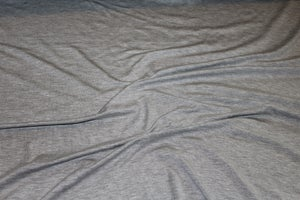 Image of Rayon Spandex Solids - Heather Grey