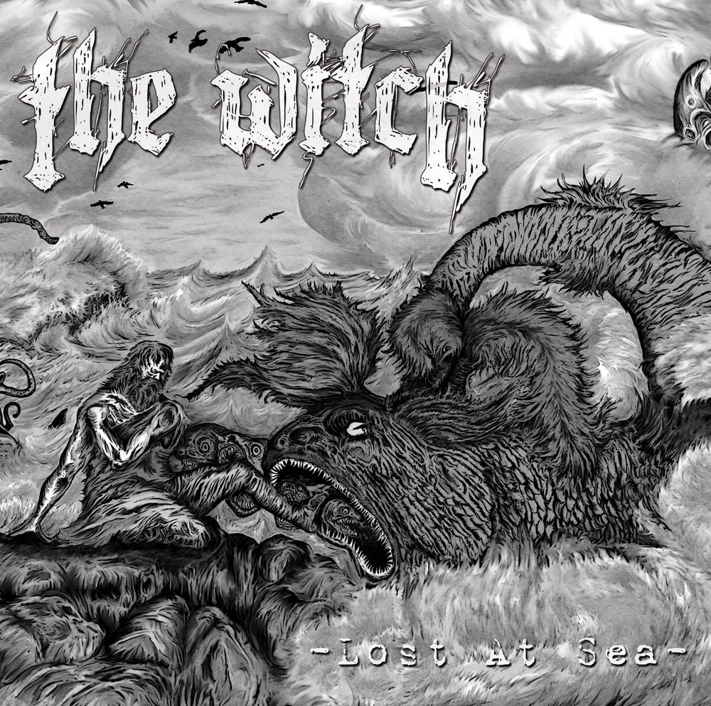 """Image of The Witch """"Lost At Sea"""" New Album 2017"""