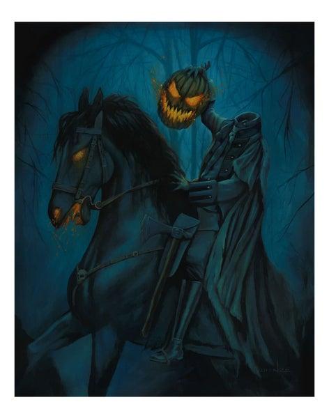 Image of Headless Horseman