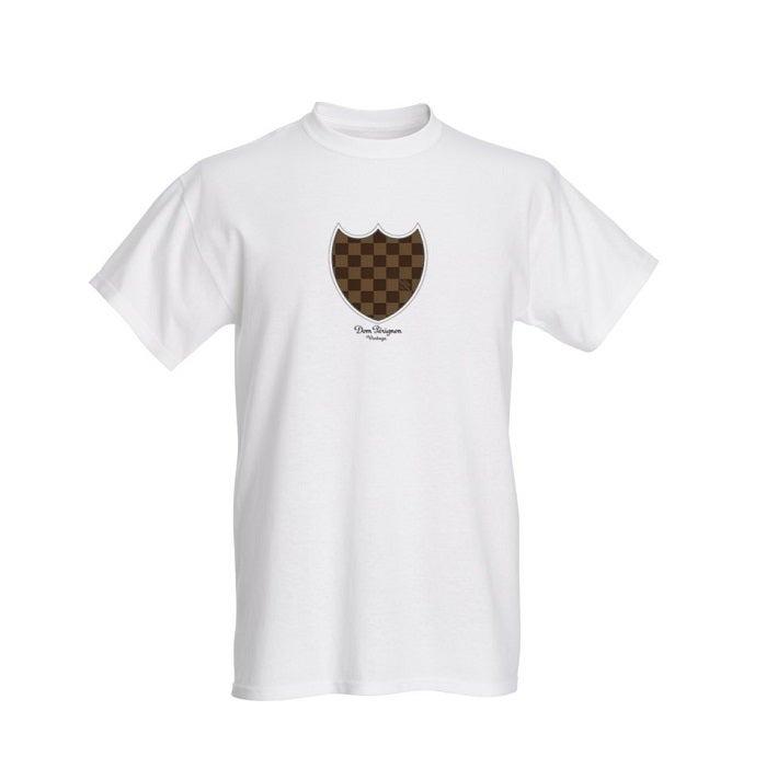 Image of Dom Perignon T-shirt - Louis Vuitton