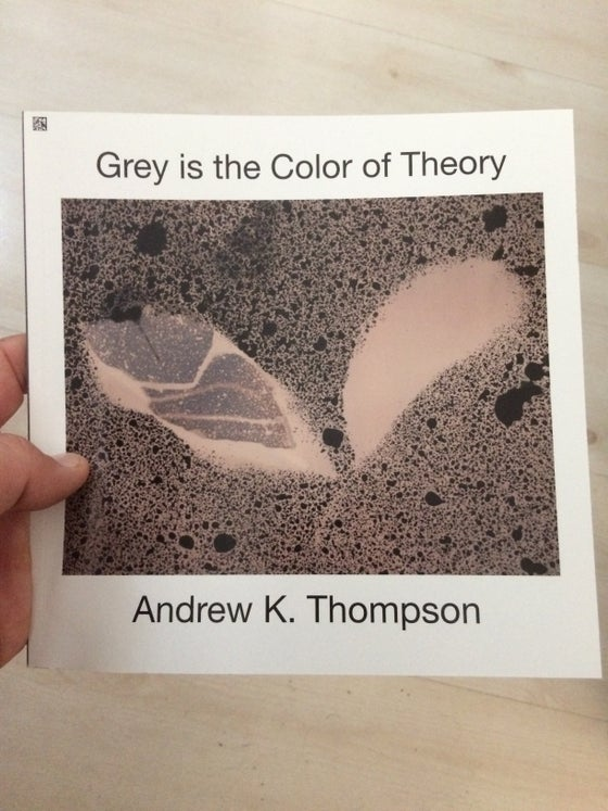 Image of Grey is the Color of Theory