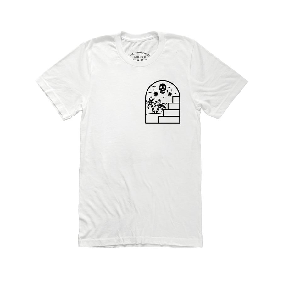 Image of The Good Times Tee in White