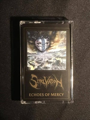 Image of Echoes of Mercy Cassette