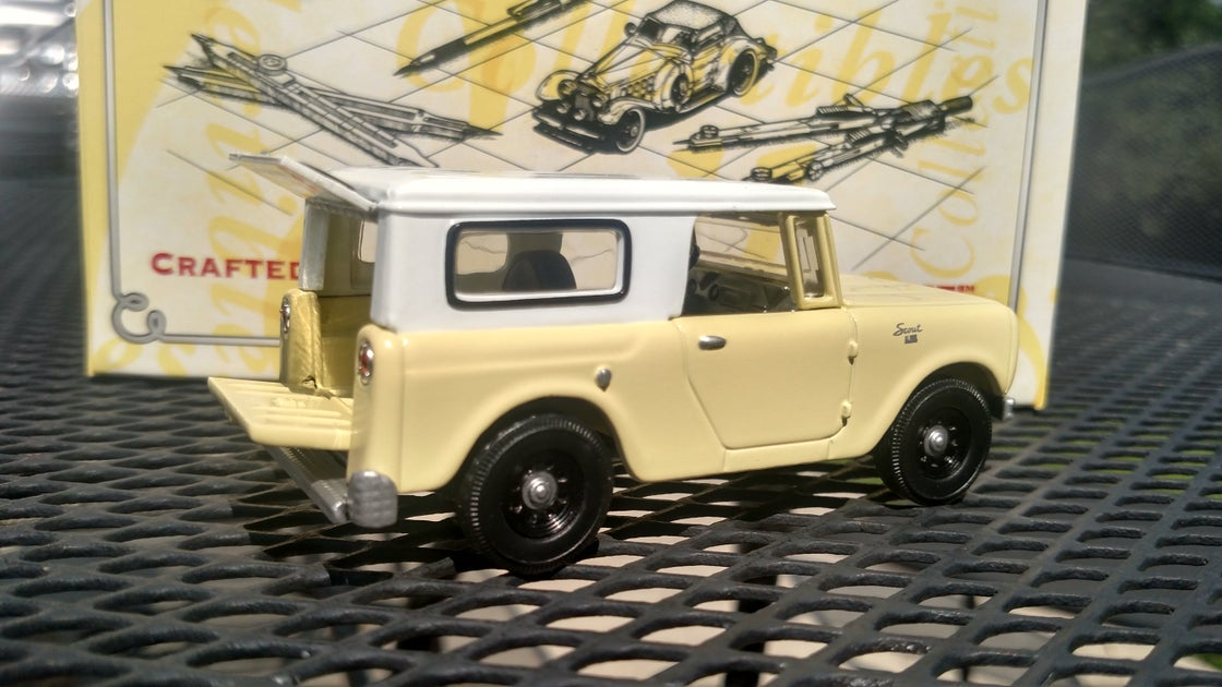 Image of Matchbox Collectibles 1:43 Scout 80