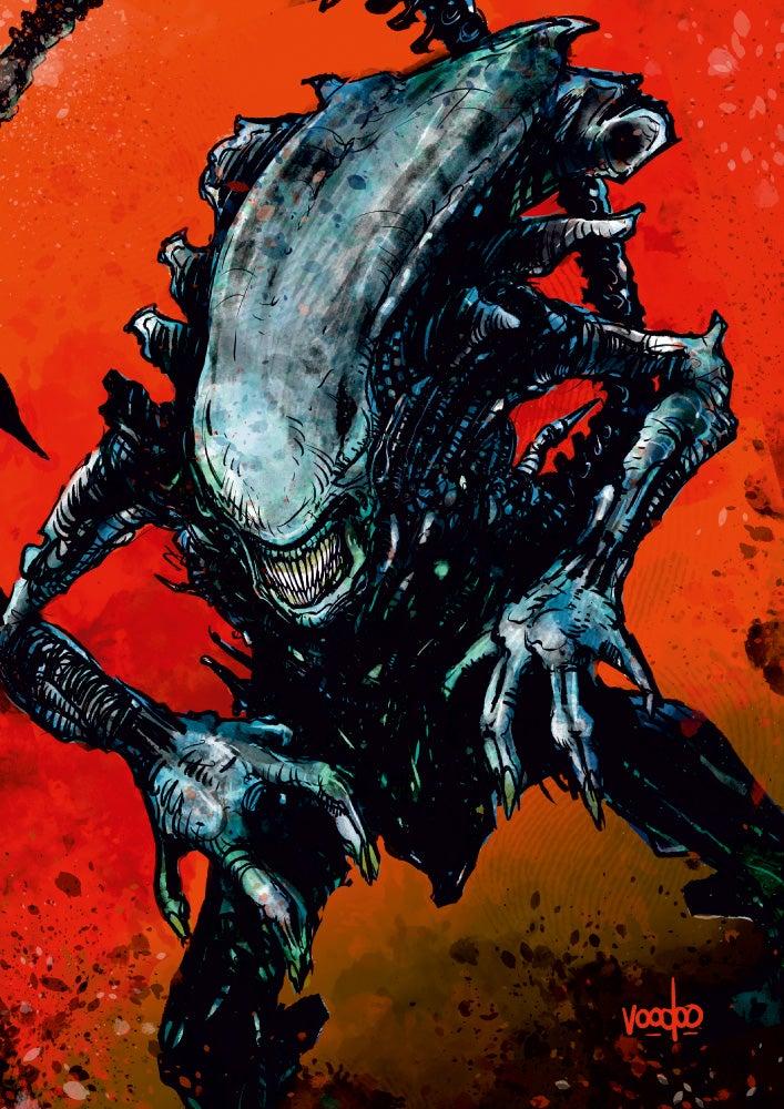 Image of Alien Xenomorph