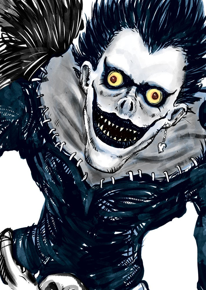 Image of Ryuk - Death Note