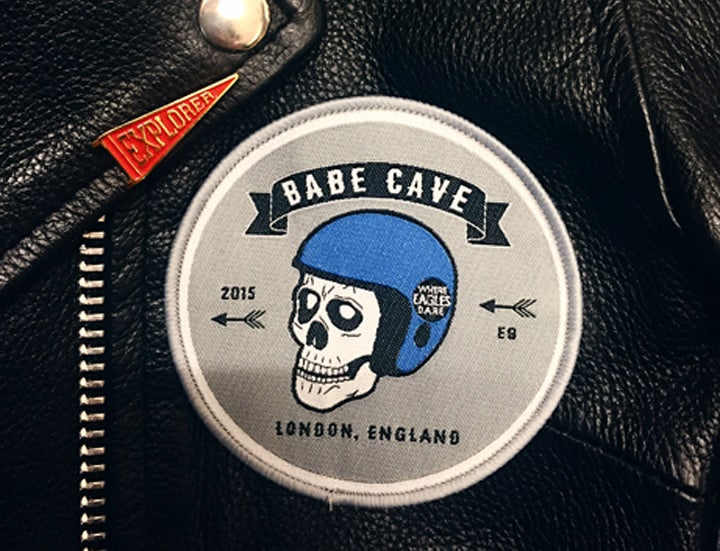 Image of 'Where Eagles Dare' Patch