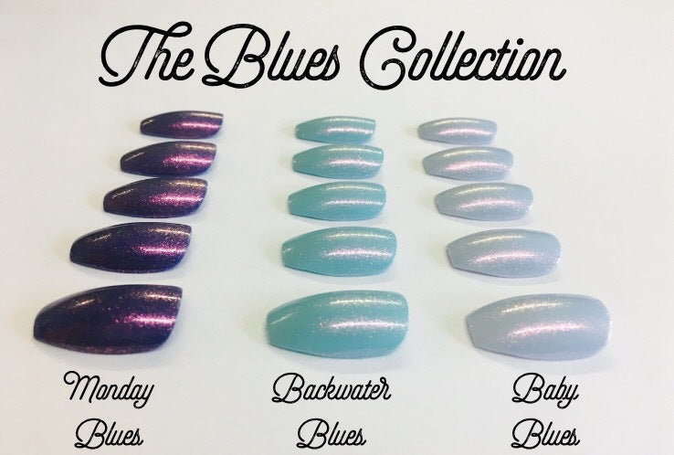 Image of Blues Collection