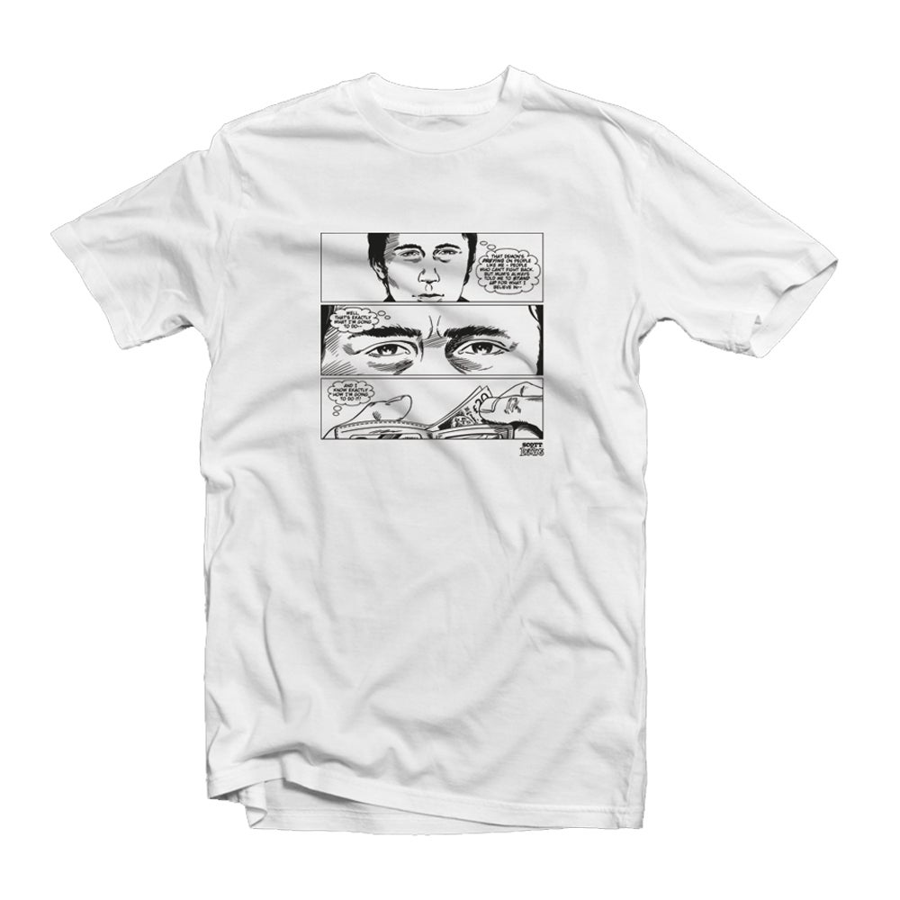 Image of Three Frames T-Shirt