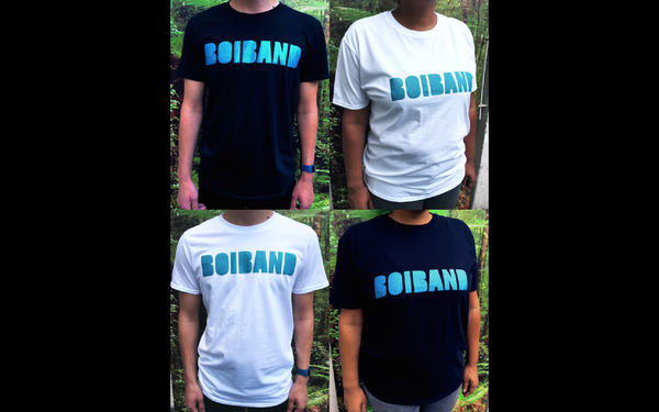 Image of T-shirt Boiband Logo