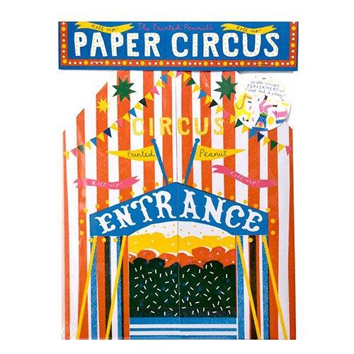 Image of Cirque de papier