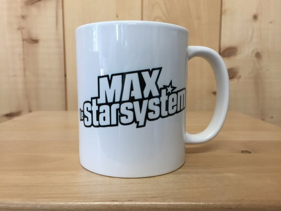 Image of MUG - MAX LE STAR SYSTEM - FRAIS DE PORT INCLUS EN FRANCE