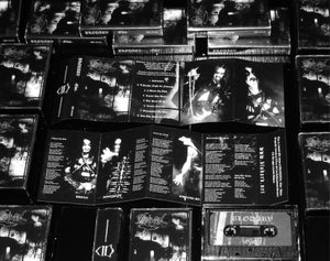 Image of BLODARV -Gâst- MC/Cassette Edition