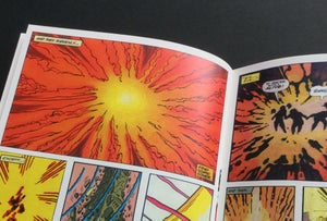 Image of EXPLOSIVE COMIC