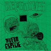 "Image of W.G.M. 14: REPTOIDES ""Nueva especie"" EP - OUT NOW!"