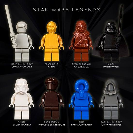 Image of STAR WARS LEGENDS