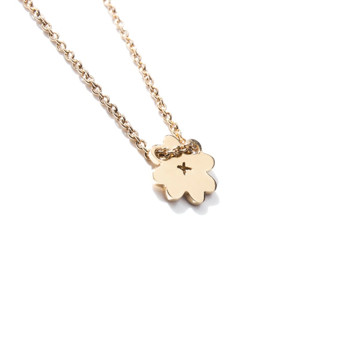 Image of FOUR LEAF CLOVER<br>GOLD