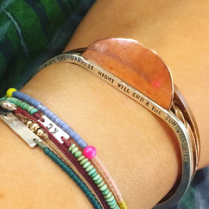 Image of The Sunrise Cuff