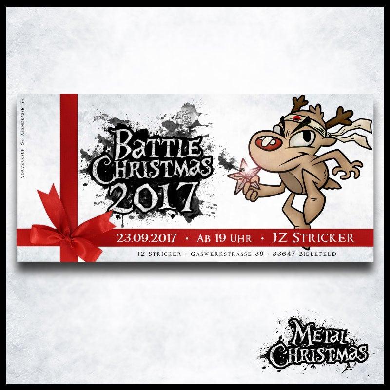 Image of Battle Christmas 2017 (inklusive Standartversand)
