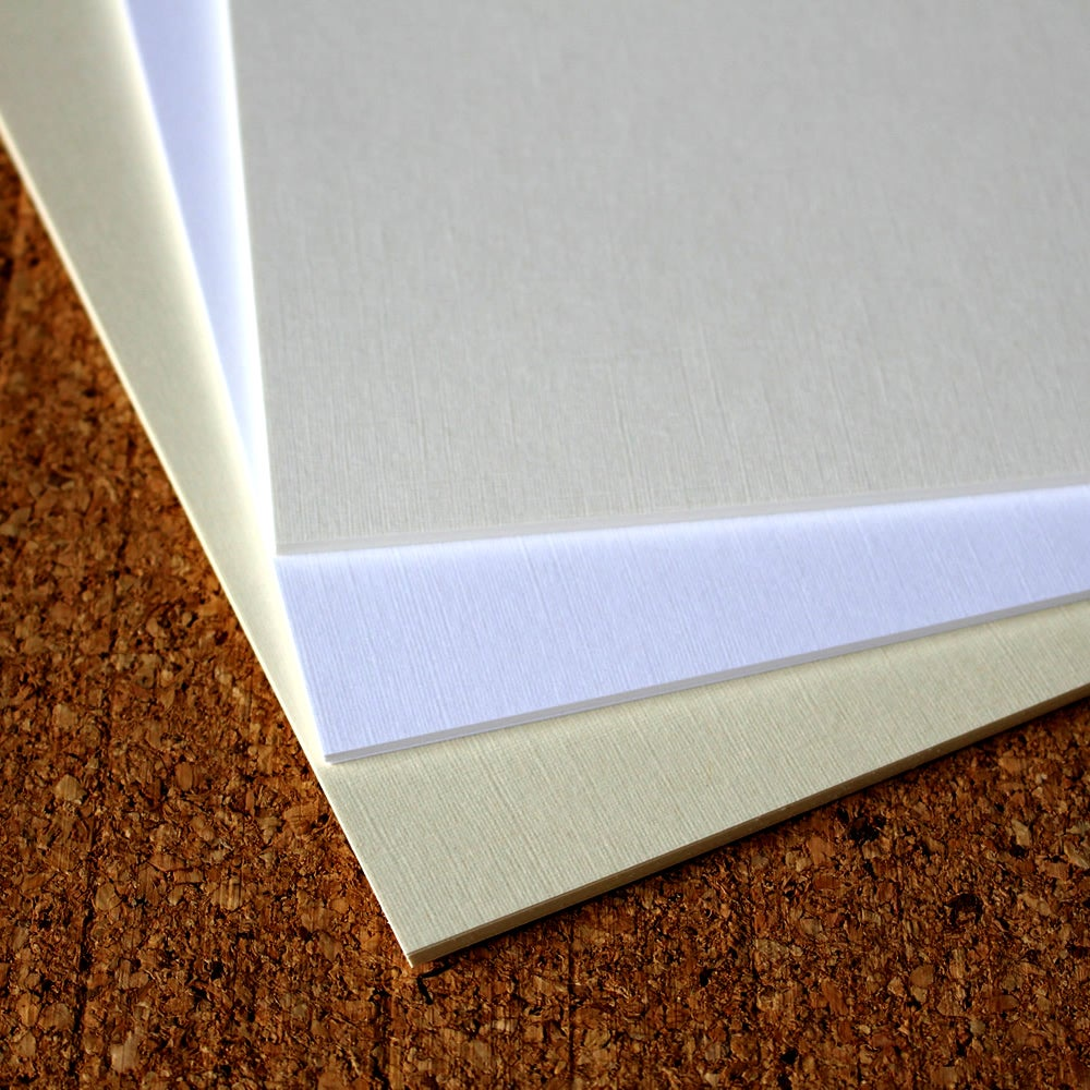 Image of Linen Card Pack