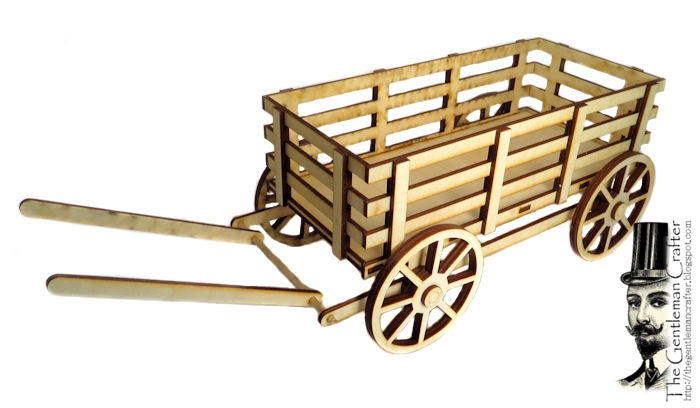 Image of Fall Hay Wagon