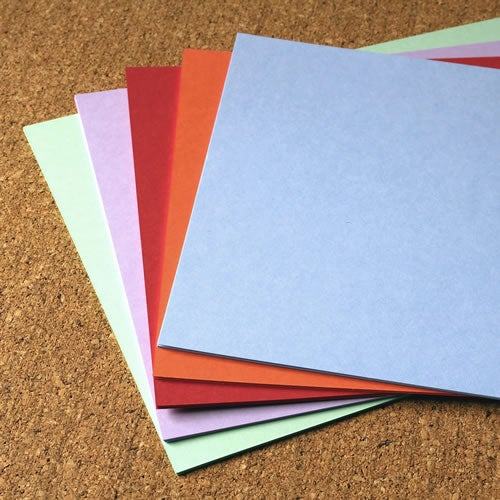 Image of Smooth Pastel Card Pack