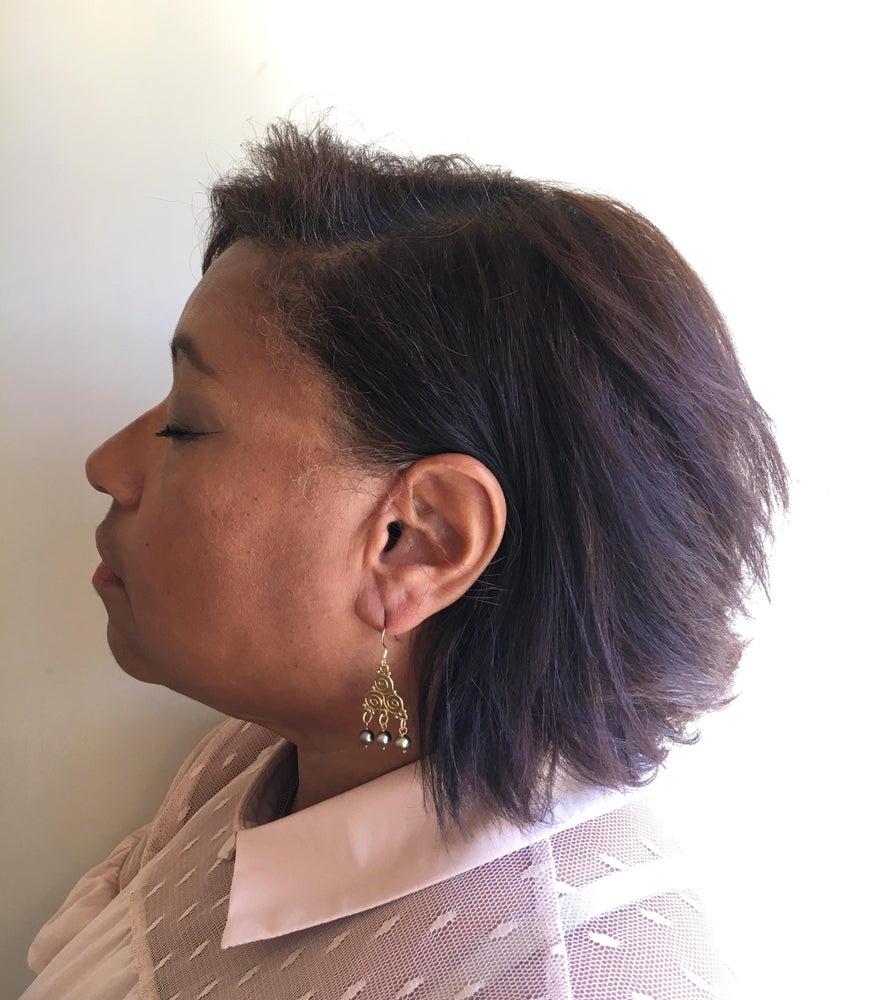 Image of Triple Earrings