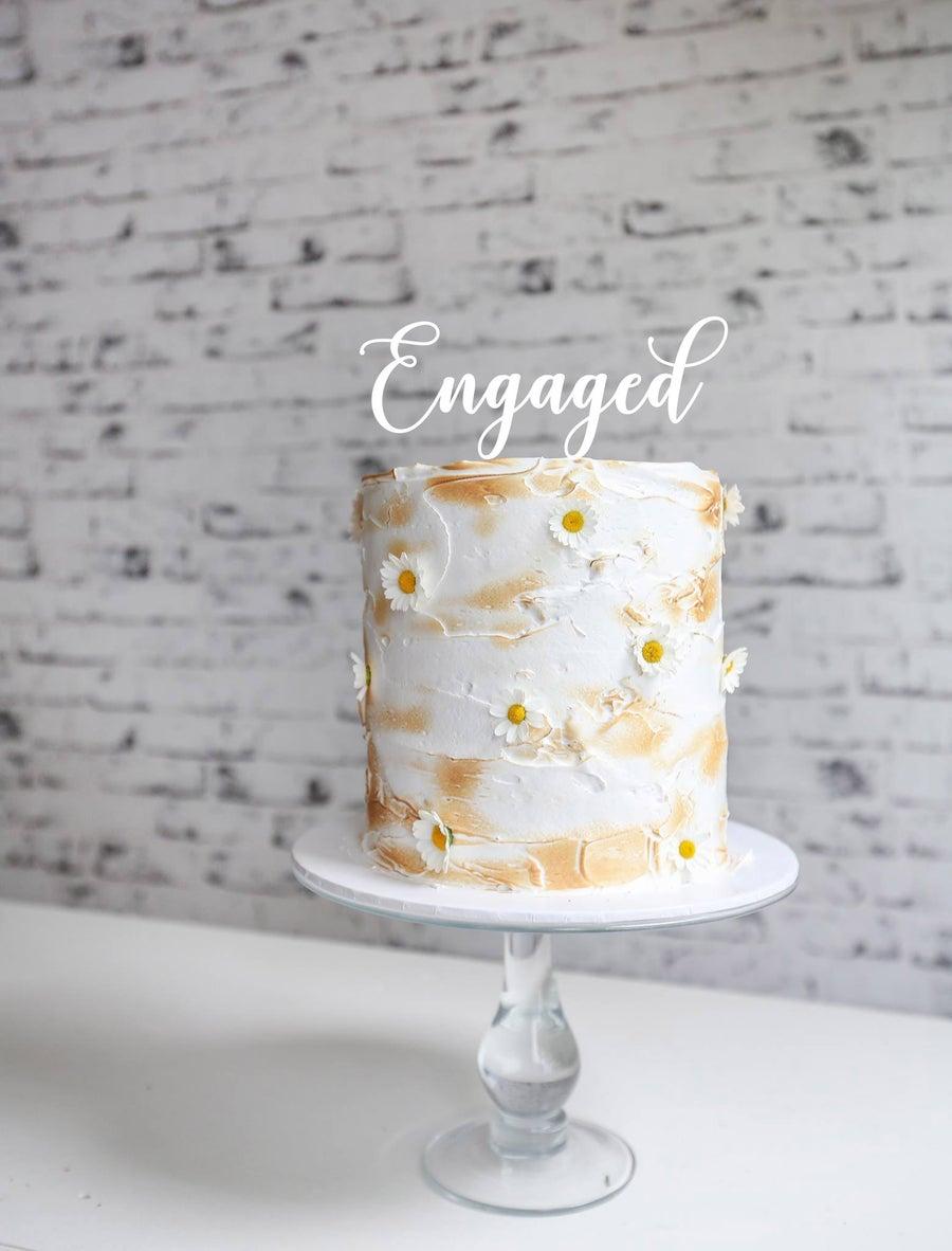 Image of Newly Engaged