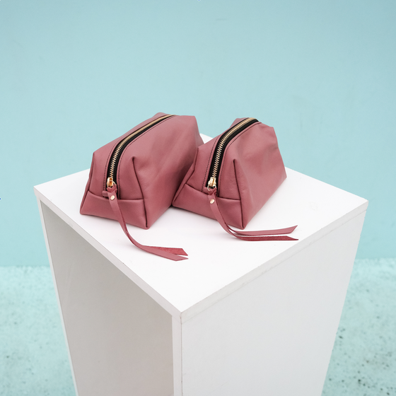 Image of Leather Keepall