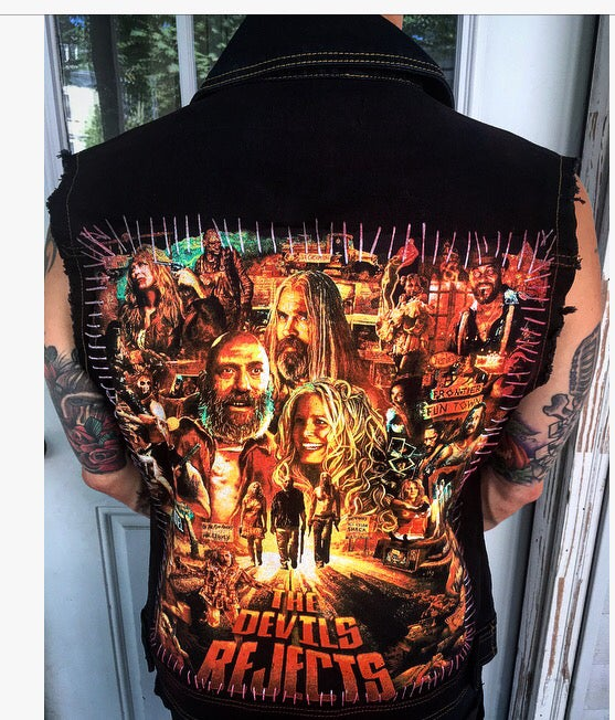 Image of The Devil's Rejects Vest