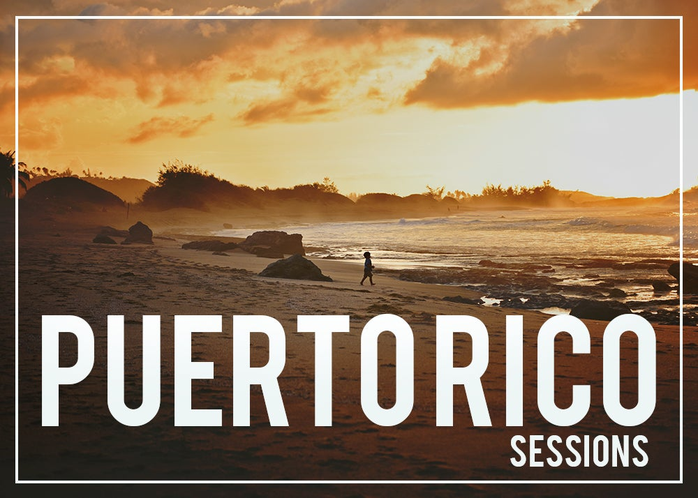 Image of PUERTO RICO SESSIONS >> book + deposit