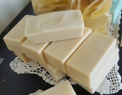 Image of Gumby Gumby Neem Lemon Myrtle Goats Milk Soap