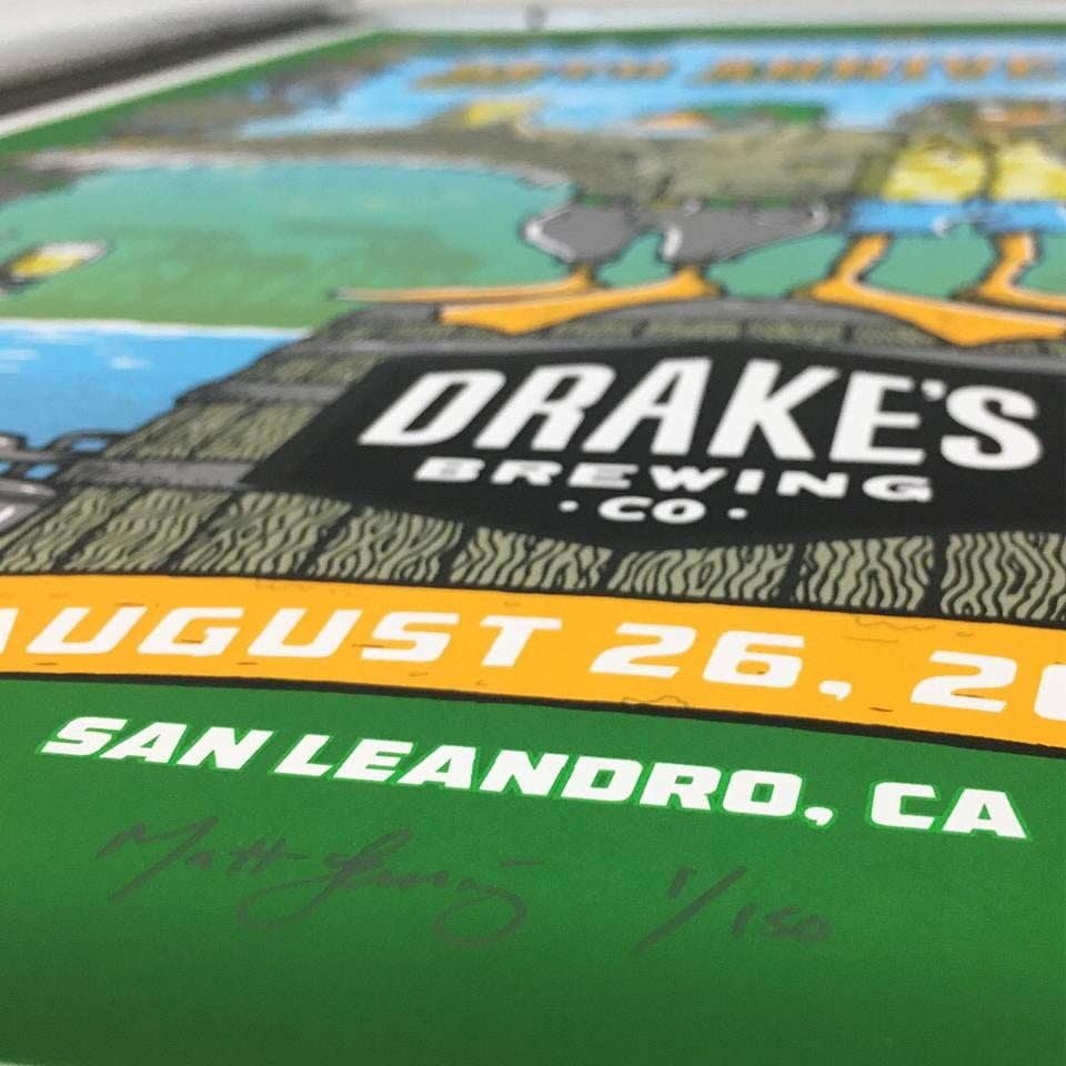 Image of Drake's Brewing - 28th Anniversary& variants