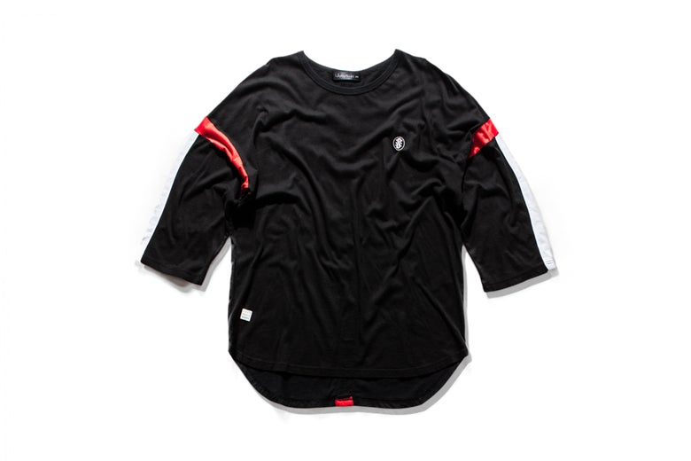 Image of SHUNIN 3/4 SLEEVE TEE