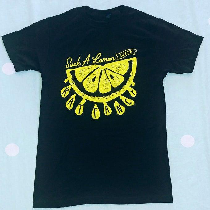 Image of Suck A Lemon Tee
